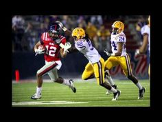 University of Mississippi - Donte Moncrief play clips.  Feed Moncrief!