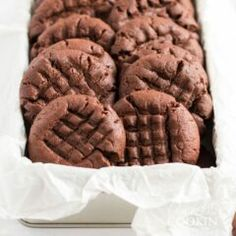 Peanut Recipes, Cookie Recipes, Dessert Recipes, Easy Desserts, Baking Desserts, Drink Recipes, Appetizer Recipes, Chocolate Chip Pudding Cookies, Chocolate Peanut Butter Cookies