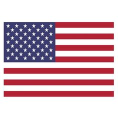 USA Polyester Flag 1,5 m x 91 cm - Single