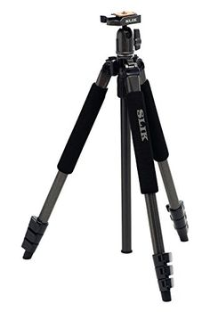 The Slik Sprint Pro II has the features that are required of a full-sized tripod: a maximum height of cm reaches eye level yet the Sprint Pro II folds to an impressively compact 47 cm and weighs in at just 940 grams for easy travel.
