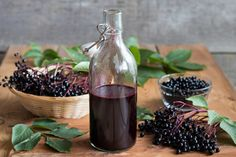 Elderberry Syrup Kit with Echinacea 9 Organic Herbs Etsy Elderberry Plant, Elderberry Gummies, Elderberry Recipes, Elderberry Syrup, Elderberry Health Benefits, Dried Berries, Organic Herbs, Tea Recipes, Healthy Recipes
