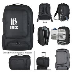 e1da95ee0598 RFID Computer Backpack And Briefcase. Click image for more details!  Computer Backpack