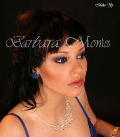 Mis inicios como maquilladora en valencia. Foto del año 2007