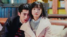 Discovered by ᴍʀs. Find images and videos about love, cute and couple on We Heart It - the app to get lost in what you love. Meteor Garden Cast, Meteor Garden 2018, Anime Couples, Cute Couples, Wallpaper Memes, F4 Boys Over Flowers, Shan Cai, K Drama, Weightlifting Fairy Kim Bok Joo