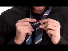 Hoe knoop je een das? - goed om weten als je een zoon hebt die trots is op zijn das...