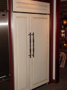 Fridge Space Allowance Kitchen Remodel