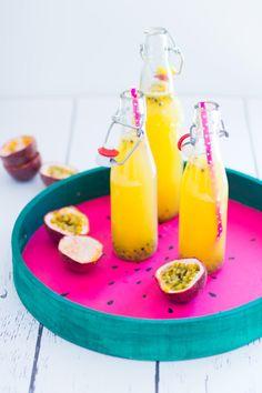 Passionsfrucht - Limonade