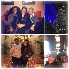 CEO, Kim takes her Top Performer on a trip to New York City.  The girls had a great time visiting other locations and seeing all the beautiful Christmas displays in the city.  Congratulations Elom and keep up the great work!