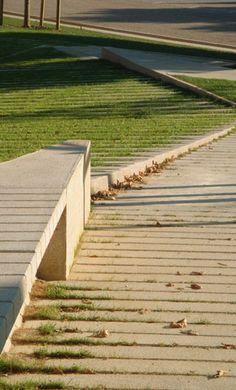 Le Champ de Foire 2006 Pavements michèle i miquel, arquitectes