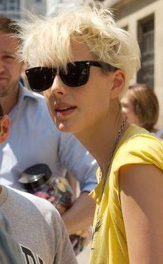 Agyness Deyn#short hair
