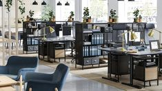 IKEA para Negócios - IKEA Ikea, Dining Room, Wall, Furniture, Display Ideas, Offices, Home Decor, Room Ideas, Decorating Ideas