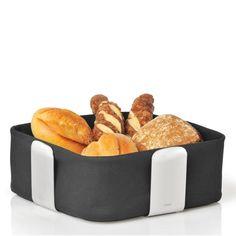 Serving Basket Large Black