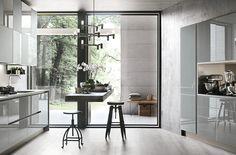 cucine moderne stosa - modello cucina aliant 01