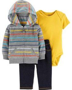 1c96a533a66 3-Piece Little Jacket Set Baby Shop