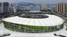 Universiade Sports Center and Bao'an Stadium   ArchiTravel
