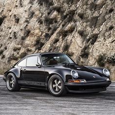 New @singervehicledesign #Switzerland car looks stunning. I recognise that shoot location too @rodemory?