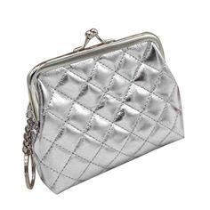 Best Deal Maison Fabre New Fashion Women Lozenge Small Wallet Coin Bag Small Purse Hasp Handbag Bag Purse Gift 1 wholesale S3