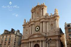 PARIS Le Marais I Saint-Paul Church