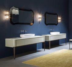 Il bagno di Antonio Lupi mobili #bagno