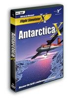 AEROSOFT : Antarctica X Antarctica X is one of the most technological advanced sceneries ever created. It covers the complete continent (as far as FSX allows) and will get you as close to flying over the Antarctic as possible. The landscapes you will encounter are breathtaking and show this continent in all its majestic beauty.  A major problem for this project was getting access to the data as there are so many countries involved and many feel the geographical data has strategic importance…