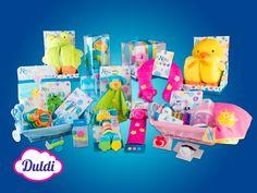 Las novedades más originales para los más peques ya están en Duldi!! Si buscas un divertido regalo para un recién nacido no lo dudes y pásate por tu tienda más cercana.