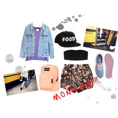 """""""Outfit Of The Month : November (Monday)"""" by nisaekaaa on Polyvore"""