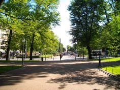 FASINATING Centre HELSINKI. Esplanad PARK...Nice&Beauty. Ocean&Shops near.  RECOMMENDED. SMILE