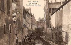 La rivière la Bièvre à Paris