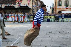 Il viaggiatore Magazine - Gioco dei Sacchi-Fiera dell'Oca - Mirano, Venezia