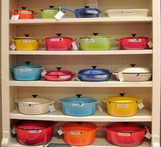 Le Creuset collection