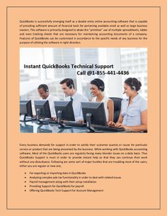 Most of the QuickBooks users are regularly facing many blunder issues on a daily basis. Thus QuickBooks Support is must in order to provide instant help so that they can continue their work without any disturbance. Following are some sort of major hurdles that are troubling most of the users, either you are regular or new one,