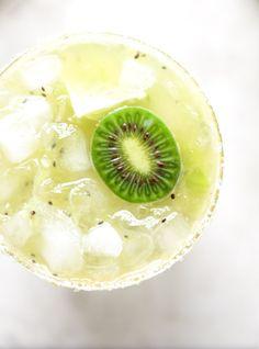 kiwi margaritas