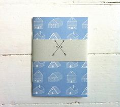 white houses & arrows notebooks