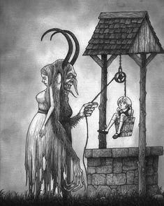 Images of interest. em 2019 creepy drawings, macabre art e horror art. Creepy Drawings, Dark Art Drawings, Monster Drawing, Monster Art, Creepy Art, Weird Art, Arte Horror, Horror Art, Fantasy Kunst