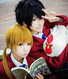 Tonari no Kaibutsu-kun Cosplay en We Heart It - http://weheartit.com/entry/92482580