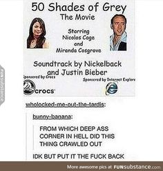 EVERYTHING IS BAD EXCEPT NICKELBACK OMG, I JUST NOTICED THE SPONSERS HOLY SHIT