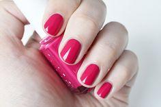 Essie - Haute In The Heat - perfect pedicure color for summer 2014??