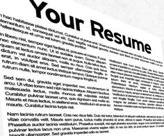 Download 10 Samples of Professional Resume Formats - http://www.bendaggers.com/download-10-samples-of-professional-resume-formats/