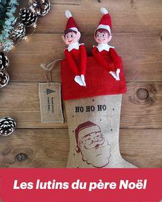 """Découvrez la légende des lutins du père noël et nos idées de """"bétises"""" à faire faire à votre lutin Holiday Decor, Christmas Elf, Vintage Christmas, Tips And Tricks"""
