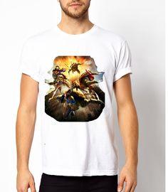 $179.00 Playera Estilo Ninja Turtles Movie - Comprar en Jinx