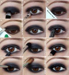 emo makeup eyes - Google-søk