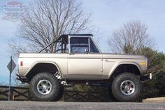 Roy Podolin Uploaded This Image To 2016 Cars Ford 1977 Bronco Gray Jan