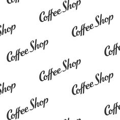 Coffee (Shop) Talk ☕️ #todayatsaturday #branding #wip #customtype #customscript  #typography #coffee