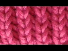 Vollpatent stricken - Patentmuster - YouTube Knitting Videos, Knitting Stitches, Knitting Socks, Knitting Patterns, Crochet Patterns, Granny Square Blanket, Vintage Turquoise, Merino Wool Blanket, Stitch Patterns