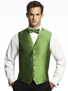 Aries Vest for Men-clover