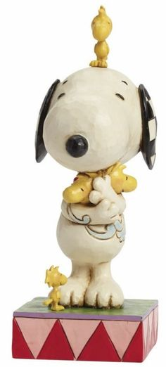 "Susan's Disney Family: Celebrate May with Peanuts and win a ""Love Is a Beagle Hug"" figurine by Jim Shore! #Giveaway"