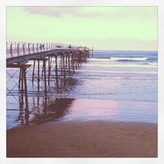 Saltburn North East England, North Yorkshire, Cleveland, Places Ive Been, Screen Printing, Art Ideas, Salt, Posters, Spaces