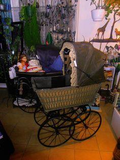 Kinderwagen vor 1900 - Brennabor - Weide | eBay
