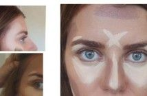 How To: Bronzer Contouring