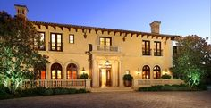 Homes & Mansions: Villa Fatio in Beverly Hills